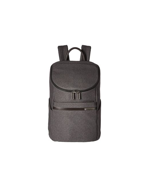 Briggs & Riley | Gray Kinzie Street - Small Wide Mouth Backpack | Lyst