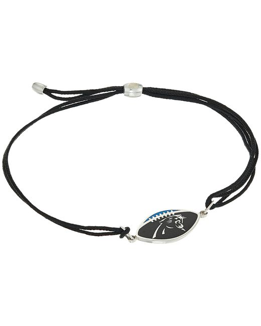 ALEX AND ANI | Metallic Kindred Cord Carolina Panthers Bracelet | Lyst