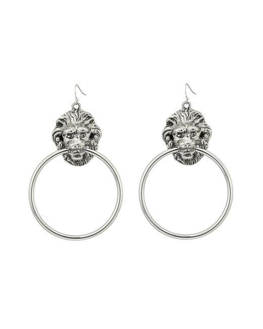 Vanessa Mooney | Metallic The Vandal Earrings | Lyst