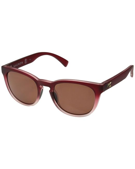 2e35763edb Kaenon - Multicolor Strand (cayenne copper 12 Polarized) Athletic  Performance Sport Sunglasses ...