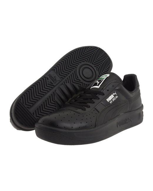 PUMA - Black Gv Special (white/white) Classic Shoes - Lyst