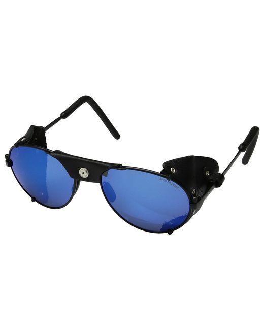 Julbo Eyewear - Cham (chrome/black) Athletic Performance Sport Sunglasses - Lyst
