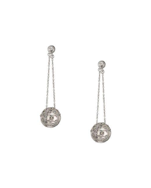 House of Harlow 1960 - Metallic Mod Dangle Earrings (gold) Earring - Lyst