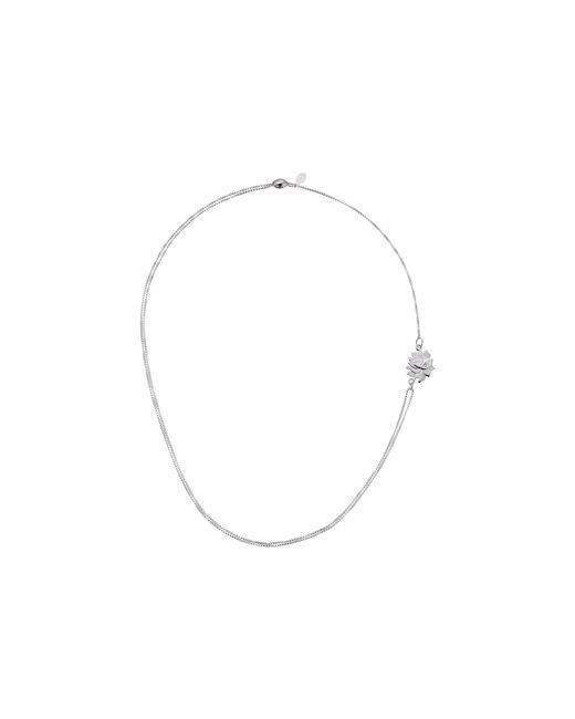 ALEX AND ANI - Metallic Precious Ii Collection Lotus Peace Petals Adjustable Necklace - Lyst