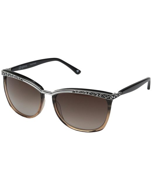Brighton - Gray La Scala Sunglasses - Lyst