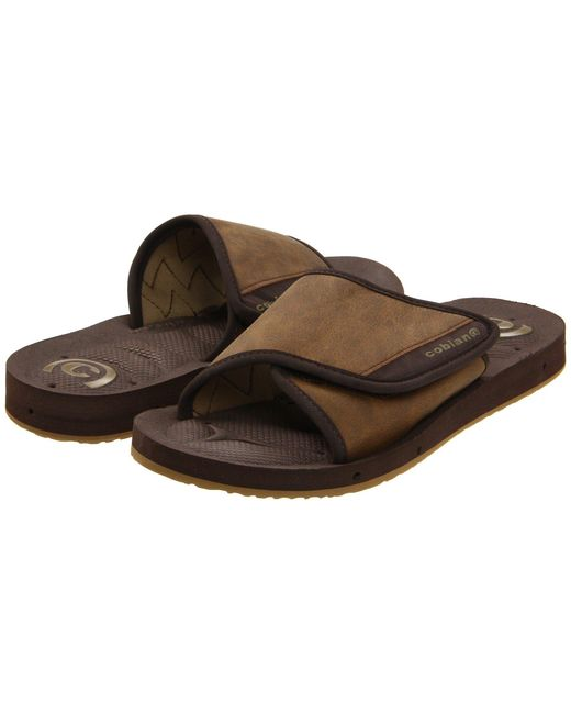 Cobian - Gray Gts Draino (black) Men's Sandals for Men - Lyst