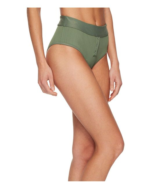 3acd471ca14ad ... Body Glove - Green Ibiza Retro Bikini Bottom (angel) Women s Swimwear  ...