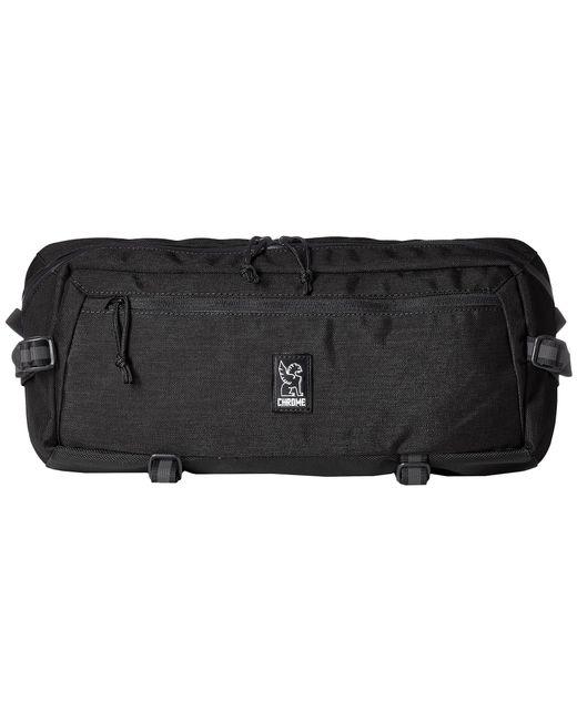 Chrome Industries - Black Kadet Nylon (gargoyle Grey) Handbags for Men - Lyst