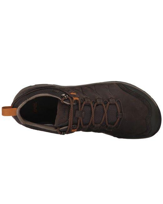 91520c80a5a12e ... Teva - Multicolor Arrowood Riva Wp (black Olive) Men s Shoes for Men ...