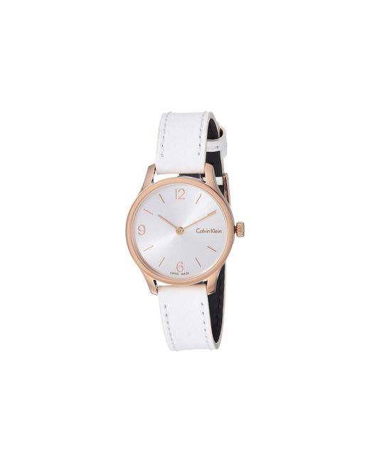 CALVIN KLEIN 205W39NYC - Multicolor Endless Watch - K7v236l6 - Lyst