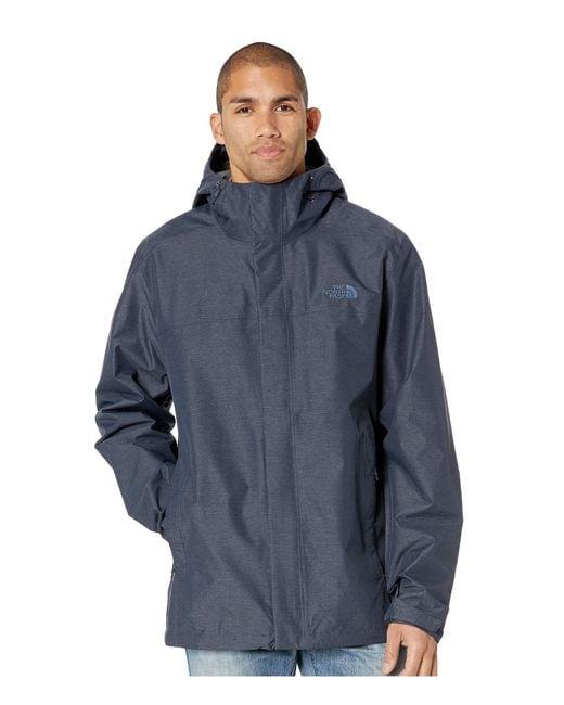... reduced the north face blue venture 2 jacket tall tnf dark grey heather  tnf b9f7e b327f 70f757871