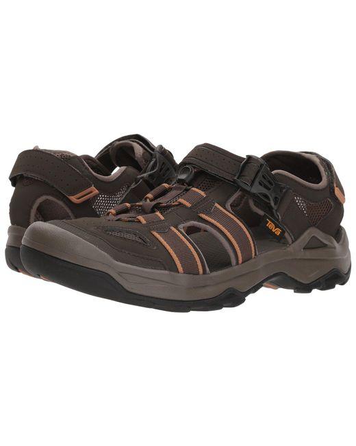 Teva - Omnium 2 (black Olive) Men's Shoes for Men - Lyst