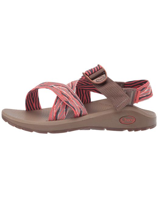 c0886faf1340 ... Chaco - Multicolor Mega Z Cloud (blend Grenadine) Women s Sandals ...