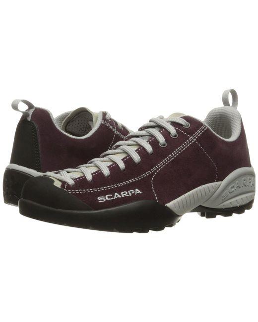 SCARPA - Brown Mojito (lagoon) Women's Shoes - Lyst