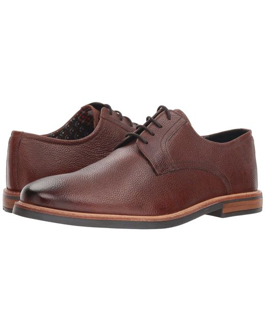 Ben Sherman - Birk Plain Toe (brown 2) Men's Lace Up Casual Shoes for Men - Lyst