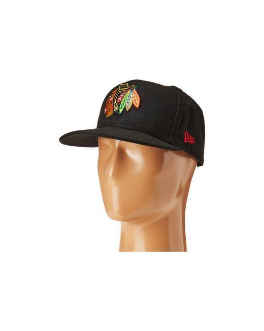 KTZ - 59fifty® Chicago Blackhawks for Men - Lyst