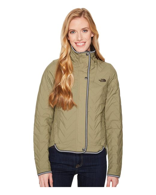 The North Face - Green Westborough Insulated Jacket (tnf Black) Women's Coat - Lyst