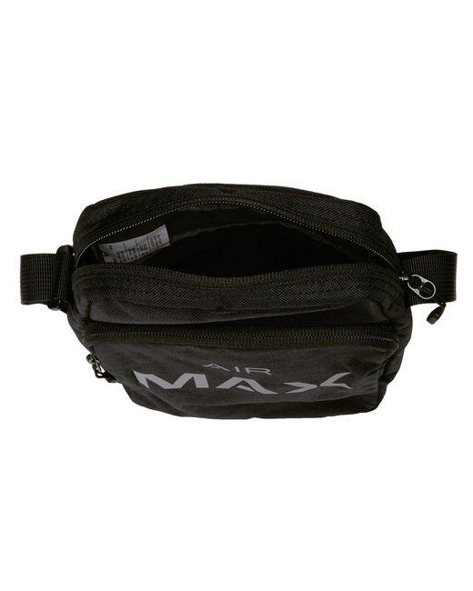 ... Nike - Air Max Small Items Bag (light Bone black campfire Orange) ... 7ad880252f611