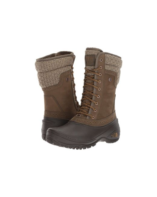 The North Face | Green Shellista Ii Mid | Lyst