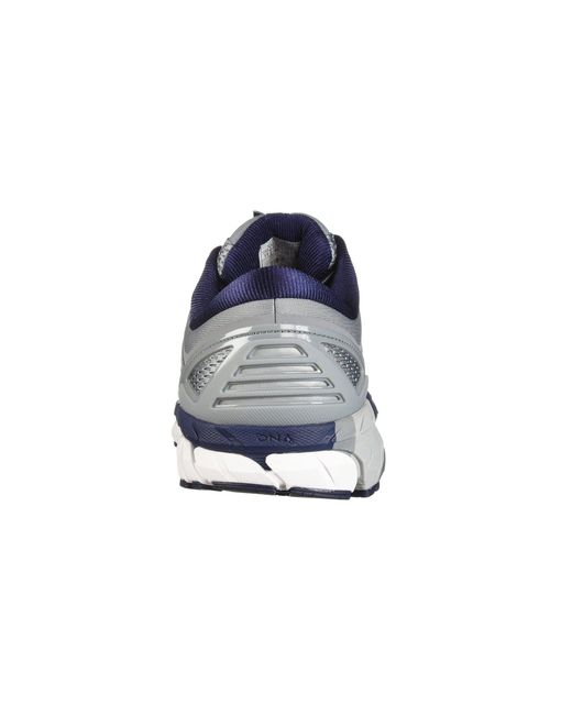 48c4322c43deb ... Brooks - Blue Beast  18 (black grey silver) Men s Running Shoes ...