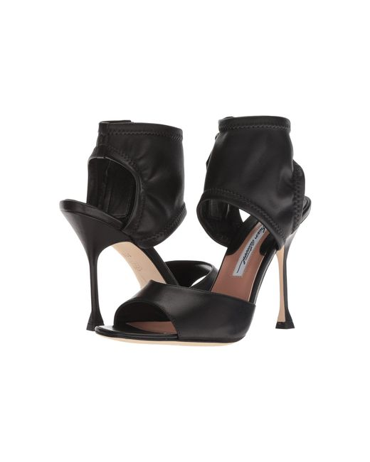 Brian Atwood - Stella (black Nappa) Women's Shoes - Lyst