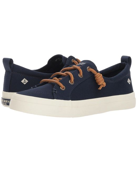 Sperry Top-Sider - Blue Crest Vibe Canvas (navy) Women's Shoes - Lyst