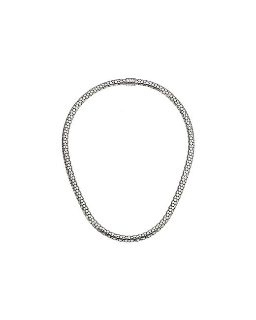John Hardy - Metallic Dot Chain Necklace (silver) Necklace - Lyst
