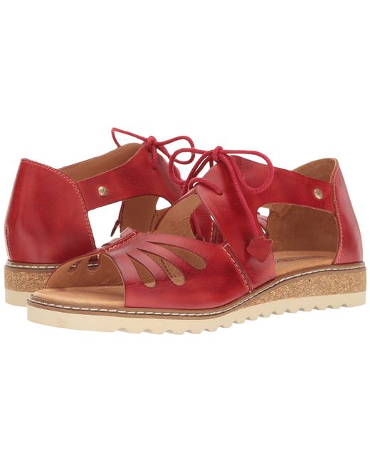 Pikolinos - Multicolor Alcudia W1l-0917 (brandy) Women's Shoes - Lyst