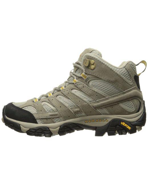 91d685c7ef0 ... Merrell - Multicolor Moab 2 Vent Mid (bracken purple) Women s Shoes for  Men ...