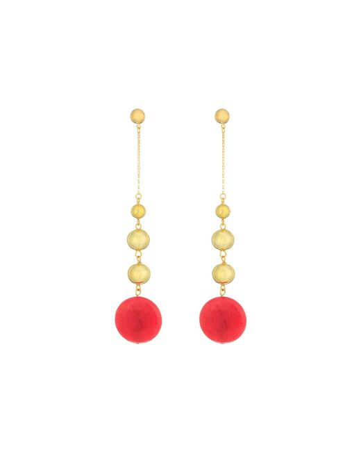 Vanessa Mooney | Multicolor The Louise Earrings | Lyst
