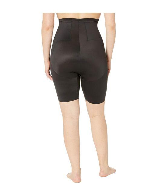 Shapewear Shorts | High Waist Thigh Slimmer | Shaping Leggins