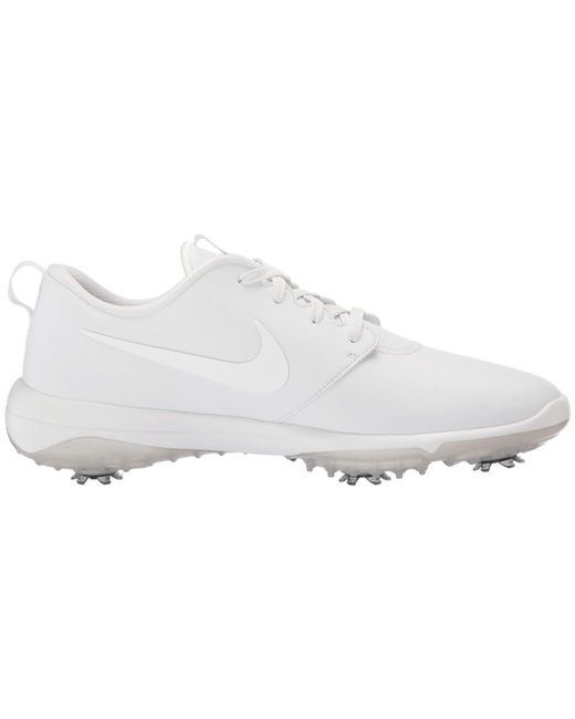 check out 33a88 14a7a ... Nike - Roshe G Tour (pure Platinum black white volt Glow) ...