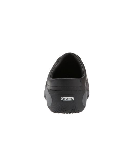 e8907d67200f Lyst - Merrell Encore Q2 Slide Leather Wide Width in Black - Save 15%