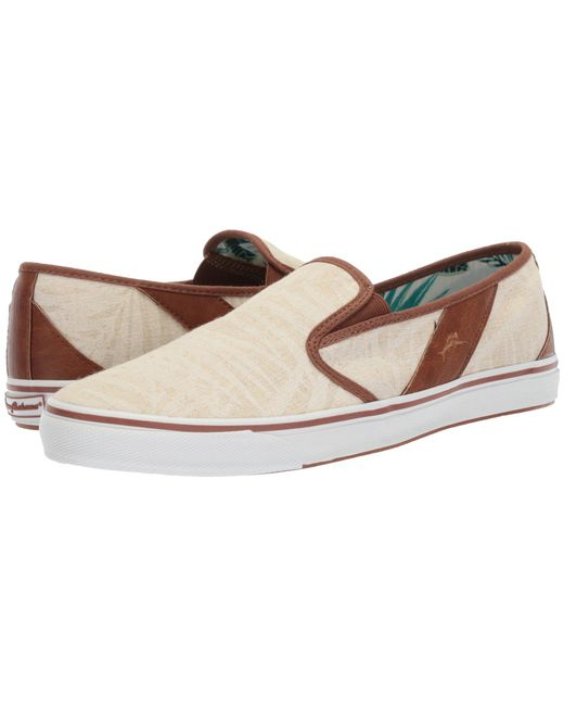 Tommy Bahama - Natural Pacific Ridge (charcoal) Men's Slip On Shoes for Men - Lyst