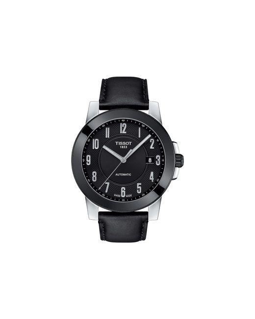 Tissot - Black Gentleman Swissmatic - T0984072605200 for Men - Lyst