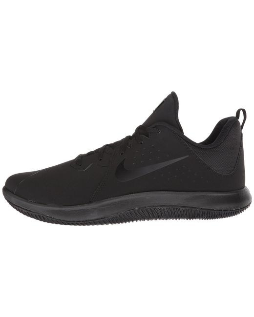 2c4e630c4c22 ... Nike - Fly. By Low Nbk (black anthracite) Men s Basketball Shoes for ...