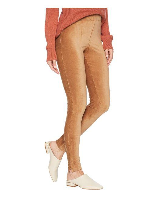 28790626aad17c ... Hue - Multicolor Plus Size High-waist Corduroy Leggings (caramel)  Women's Casual Pants