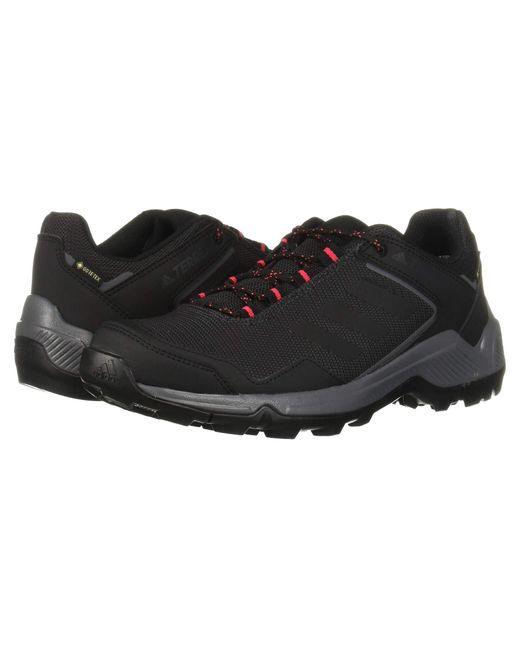 51759c7ee3 adidas Originals Terrex Entry Hiker Gtx(r) (carbon black active Pink ...