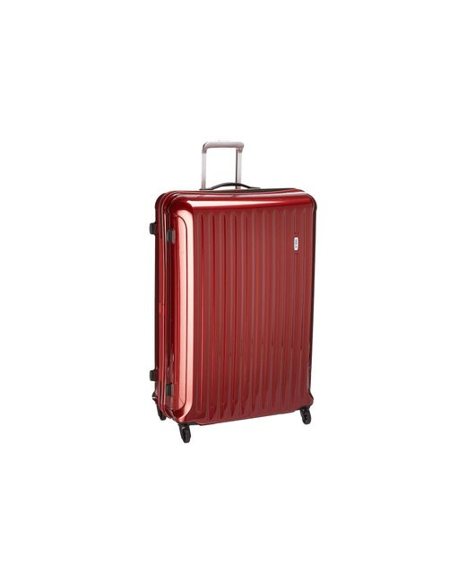 "Bric's - Red Riccione 32"" Spinner for Men - Lyst"