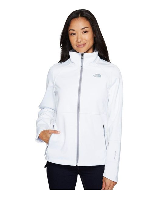 The North Face | White Apex Risor Jacket | Lyst