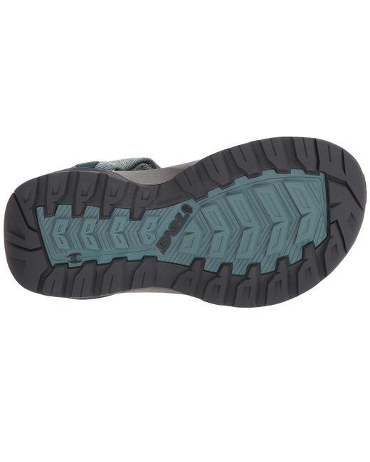 4659412bc Lyst - Teva Terra Fi 4 (rocio North Atlantic) Women s Shoes in Gray