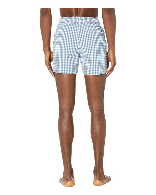 992a1a8991ed6 Onia Charles Trunks 5 (stone Blue) Men's Swimwear in Blue for Men - Lyst