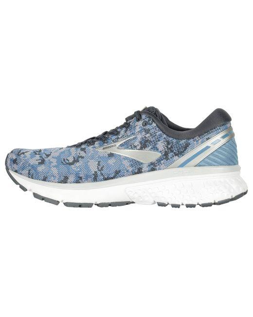 0da6f9ed3a927 ... Brooks - Gray Ghost 11 (navy grey purple Rose) Women s Running Shoes ...