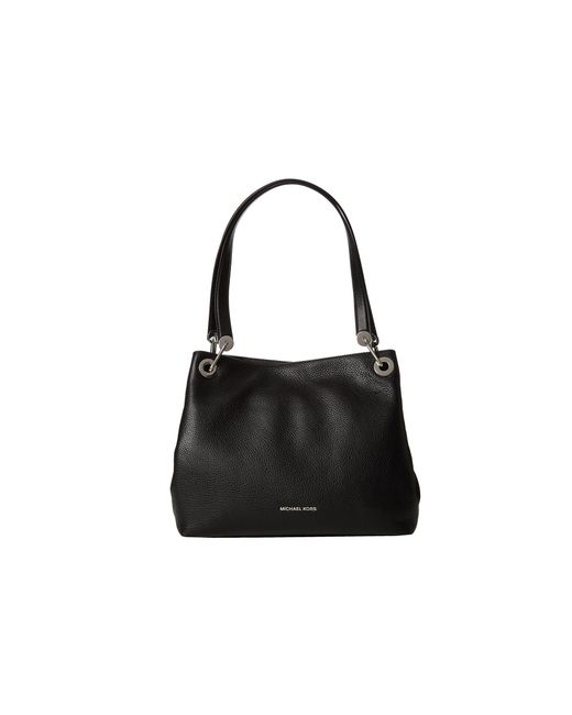 MICHAEL Michael Kors - Raven Large Shoulder Tote (black) Tote Handbags - Lyst