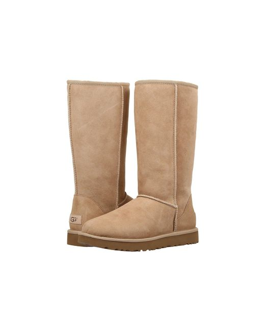 72f57d1a25b Ugg - Multicolor Classic Tall Ii (black) Women s Boots ...