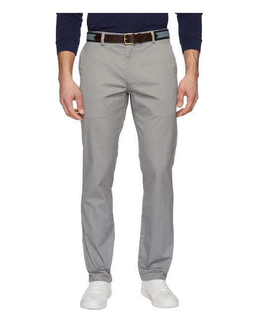 Vineyard Vines - Breaker Pants (anchor Gray) Men's Casual Pants for Men - Lyst