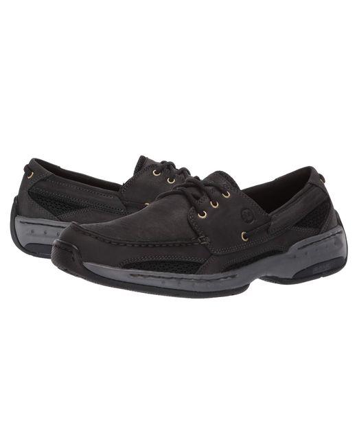 Dunham - Black Captain (brown) Men's Slip On Shoes for Men - Lyst