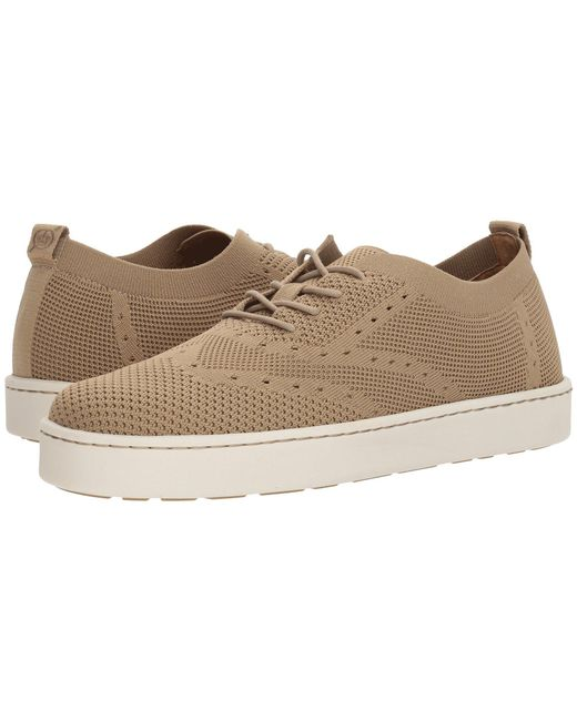 Born - Brown Bearse (light Tan) Men's Lace Up Casual Shoes for Men - Lyst