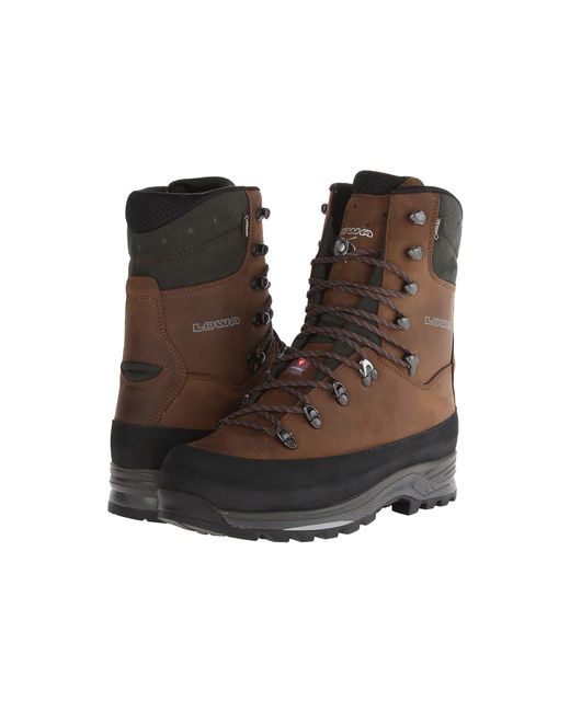 Lowa - Hunter Gtx Evo Extreme (anthracite/brown) Men's Shoes for Men - Lyst