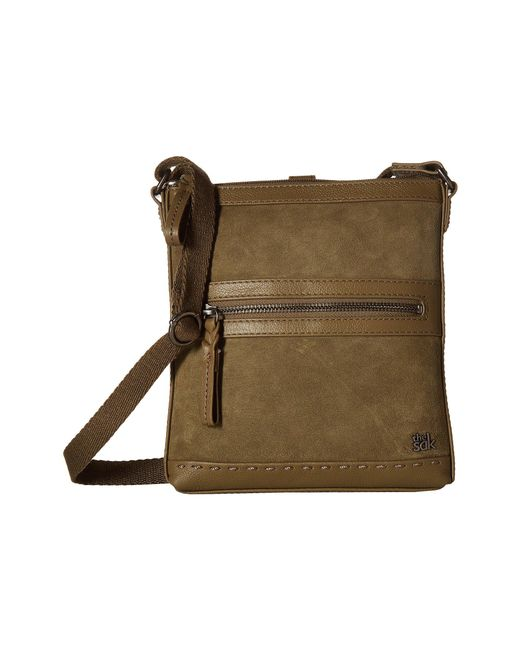 The Sak - Multicolor Pax Swing Pack (brown Snake Multi) Cross Body Handbags - Lyst